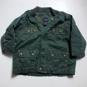 Gap lightly filled utility Jacket 6-12 m